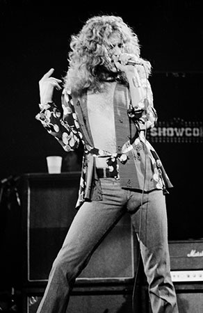 Robert Plant of Led Zeppelin Imacon Color Scanner 10bd5a8dbd6